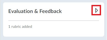 New Dropbox Layout Evaluation Feedback to open the dropdown settings to showcase the following settings