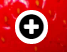 hotspot icon in black on a red background